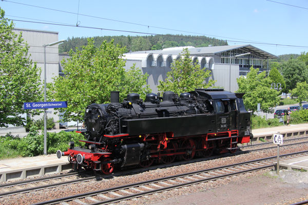 86 333 in St. Georgen