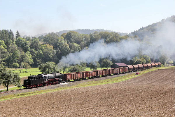 50 2988 am 29. September 2014 bei Sigmaringen